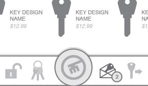 Keyme Keychain